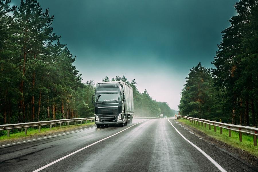 Biggles removals truck